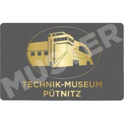 Aufkleber zu den Internationalen Ostblock-Fahrzeugtreffen
